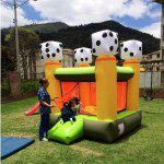 Alquiler de Saltarin Bogota