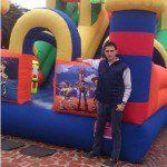 Alquiler de saltarines Bogota