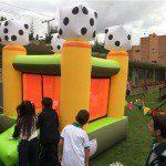Alquiler de Inflable Bogota