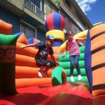 inflables para fiestas