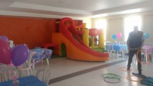 alquiler de inflables y decoraciones
