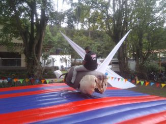 Alquiler de toro mecanico Bogota