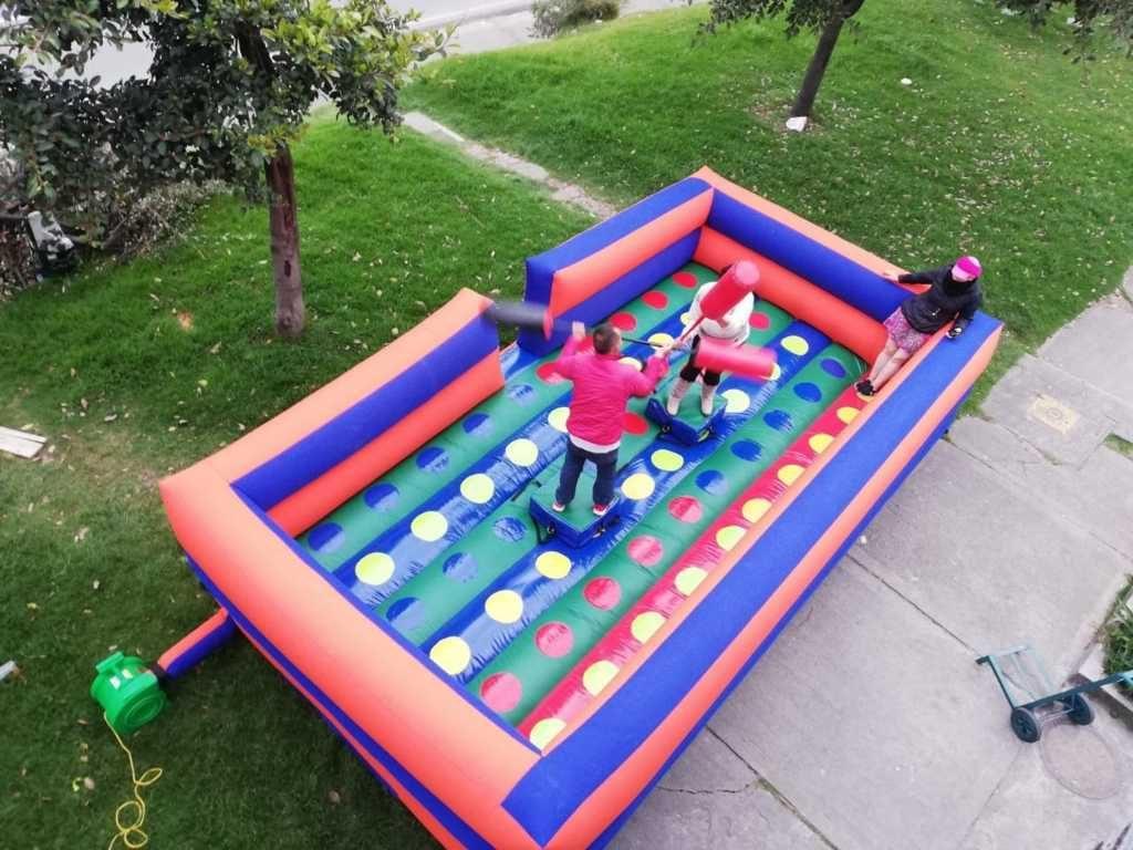 venta gladiador inflable