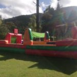 alquiler de inflables cancha inflable