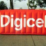 Inflable publicitario DIgicel