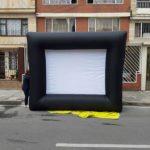 Pantalla de cine Inflable